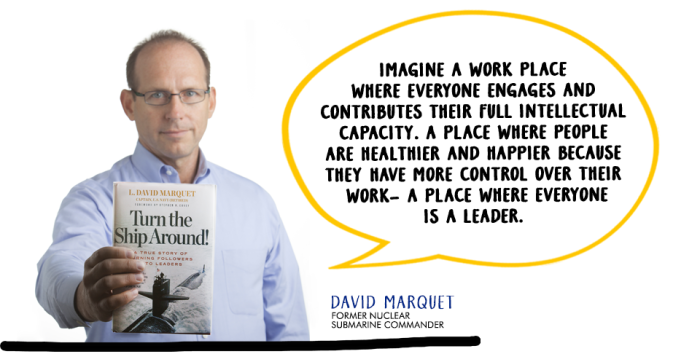 David Marquet website
