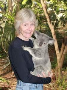 Linda and Koala